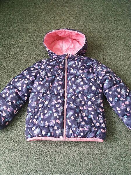 Palomino двухсторонняя демисезонная куртка 110см