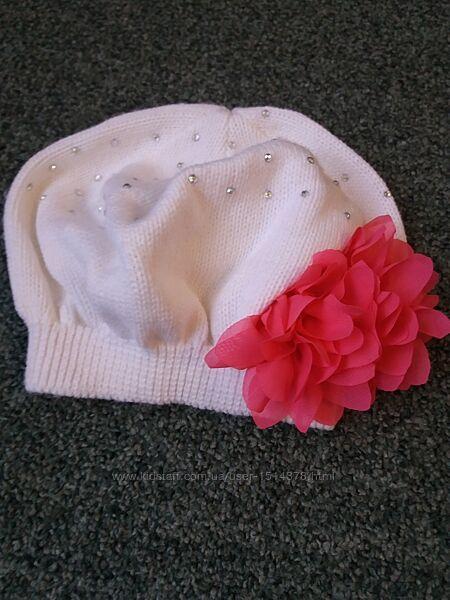Берет шапка 1-3 года