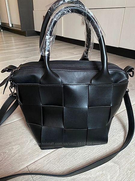 Стильная сумка  набор 2 в 1