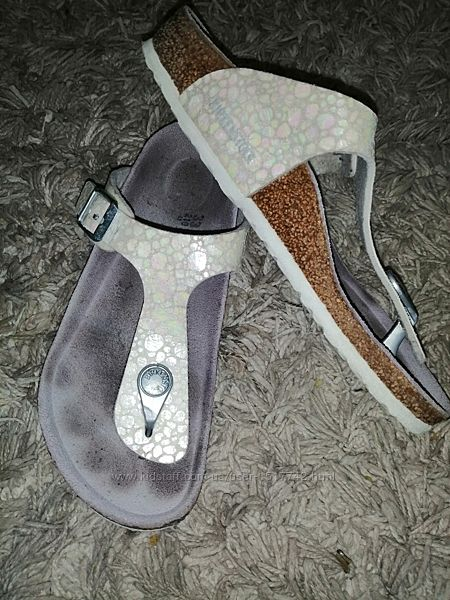 Birkenstock сандалии 33 р