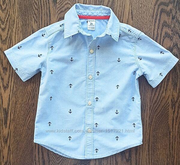 Рубашка Carter&acutes 2Т мальчику