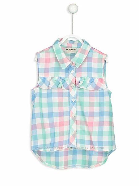 Рубашка на девочку 13-14 лет LC Waikiki