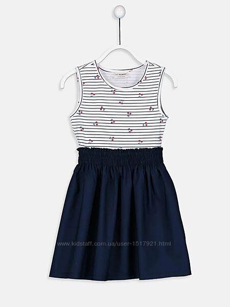 Платье на девочку 8-9 лет LC Waikiki