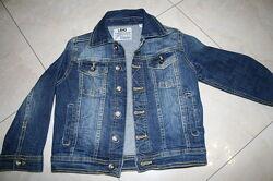 Куртка джинсовая IDO в отличном состоянии