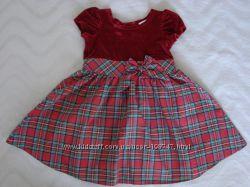 Платье, M&Co, размер 1. 5-2 года