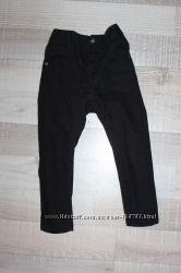 Черные джинсы для мальчика в новом сост.