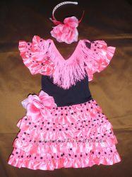 Б. Новогодние костюмы для девочек на 2-3  года.