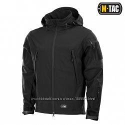M-TAC куртка Soft Shell  черная есть разные размеры