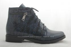 ботинки ботиночки  2016 кожа кожаные