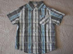 Рубашка с короткими рукавами s. Oliver 104-110р.
