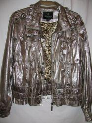 Золота курточка, 46-50 гарний стан