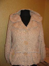 Супер стильна куртка-шубка р. 48-52, нова