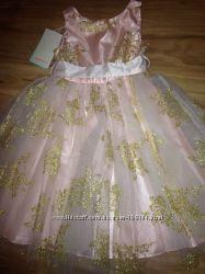 Брендовое очень красивое платье и аксессуары к нему, фирма MONSOON Англия