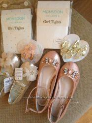 Колготки фирмы Monsoon , обувь, платье