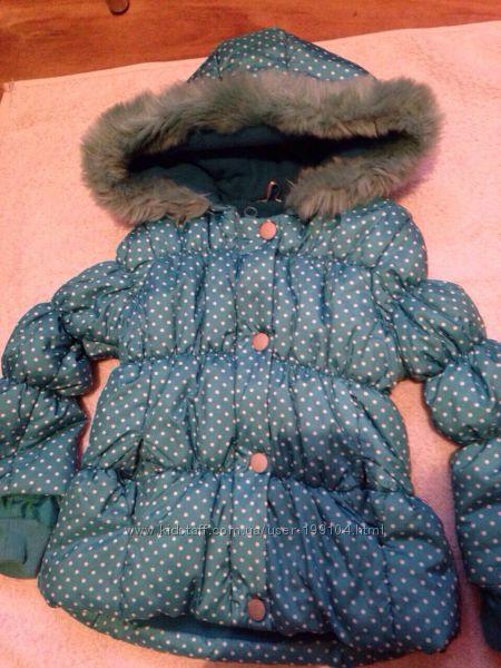Курточка на флисе Mothercare