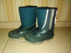 Зимнии ботинки Demar