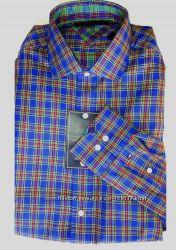 Всегда модные Рубашки Tommy Hilfiger  Оригинал очень большой выбор