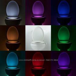 Подсветка для унитаза 8 LED