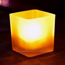 Электронные свечи. С такими свечами, любой интерьер мгновенно преобразится