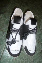 Новые мужские подростковые кроссовки сетка