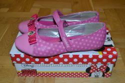 Туфельки Disney Minnie Mouse 33 размер