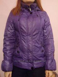Фиолетовая курточка Daser