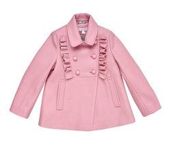 Кашемировое пальто на девочку