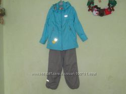 Красивый, легкий, яркий, демисезонный костюм Рейма, Reima девочке, 104-118