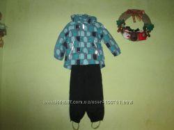 Красивый зимний трехсезонный костюм мальчику Reima 92-98, состояние супер