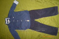 штаны вельветовые