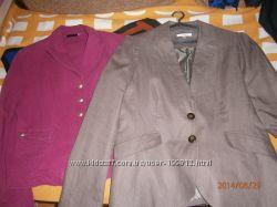 Отличные пиджаки 44 евро р. , наш  52-54р.