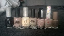 Лаки для ногтей Zoya, Orly , KALEIDOSCOE, OPI, China Glaze, NUBAR и другие