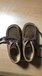 Замшевые ботинки Naturino