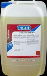 Автошампунь Nerta aktiv foam shampoo perfumed 5л.