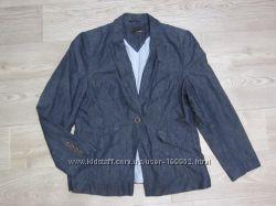 Акция Фирменный женский пиджак блейзер Некст 18 р-р