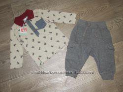 Фирменные одежки мальчику 6-12 мес ч 2