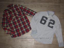 Фирменные рубашки парням от 12 лет и старше
