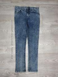 Фирменные джинсы штаны мальчикам 8-10 лет