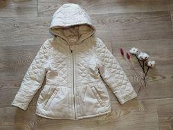 Демисезонные курточки девочке 3-7 лет