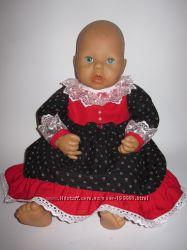 Кукольная одежда для кукол и пуупсов 46-50 см