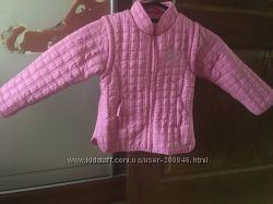 курточка chicco 104