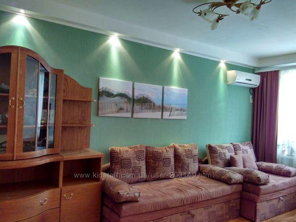 Квартира посуточно в Одессе. Без посредников 2я станция Б. фонтана