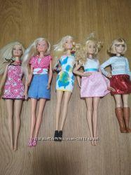 Куклы Barbie  Disney Ever After High Monster HIGH б у