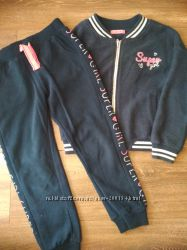 Комплект бомберка штаны для девочки 116-122-128 размер