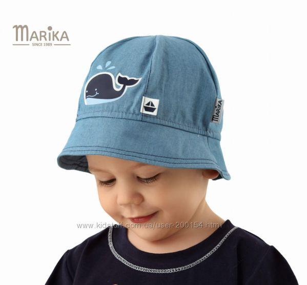 Літні шапочки хлопчикам Marika
