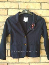 Продам шкільні піджаки та светрик на дівчинку 128-134 Cool Club MINI BOSS