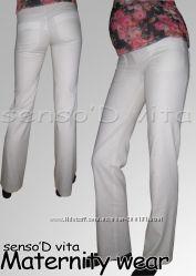брюки для беременных из ЛЬНА в ЛЮБОМ ЦВЕТЕ
