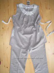 Легкие костюмы к веснелету  для беременных, не дорого