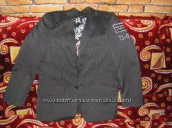 Черный и синий  пиджак СА  рост 140-158