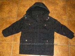 Фирменные осенне-зимние куртки NEXT, безрукавка   рост 104 - 122 см